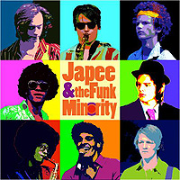 Japee & the Funk Minority, recorded at Urban Sound Studios